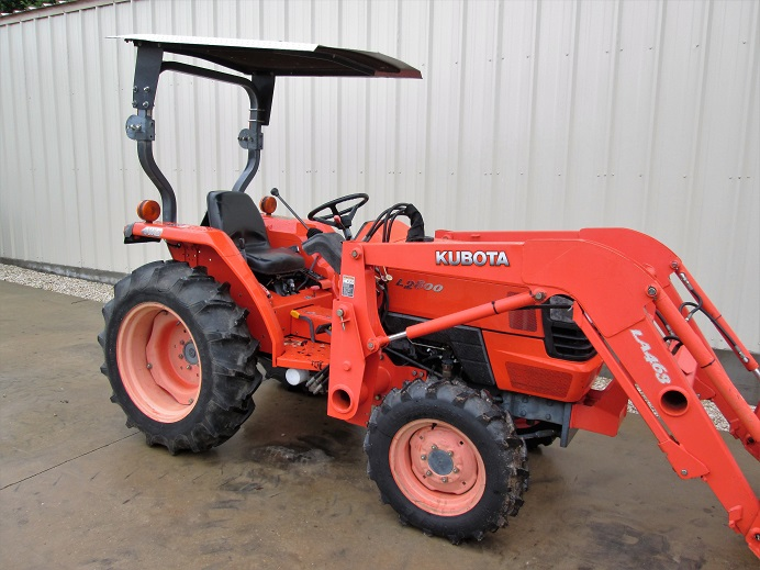 Kubota L2800 | Dan's Equipment Sales