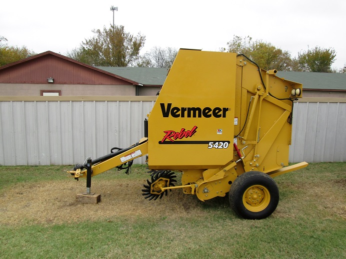 Vermeer 5420 Rebel | Dan's Equipment Sales