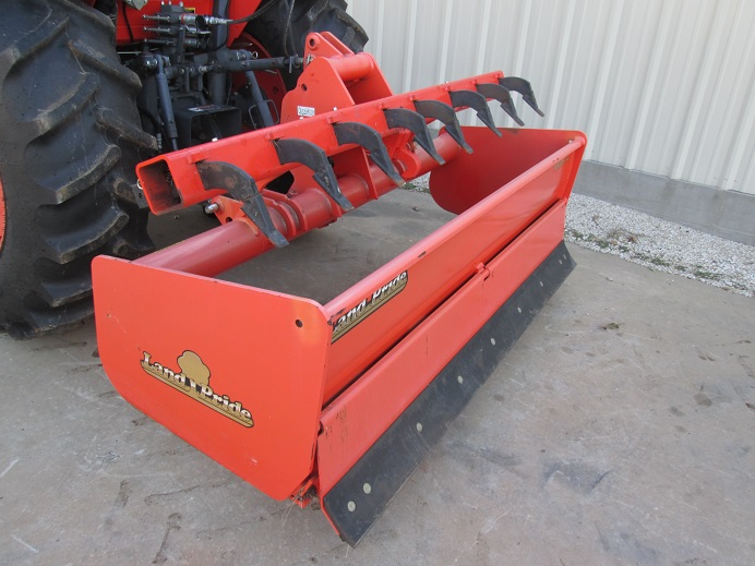 7′ Land Pride Box Blade #HR3584 | Dan's Equipment Sales
